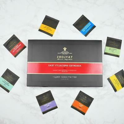 Taylors Harrogate Tea 48 Bags Count Box in