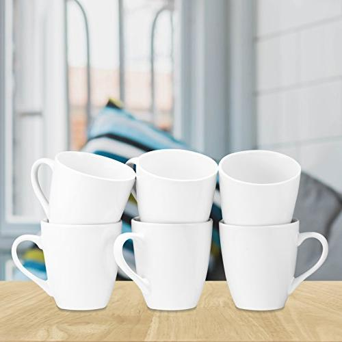 Coffee Mug Set of 16 Restaurant Coffee Bruntmor
