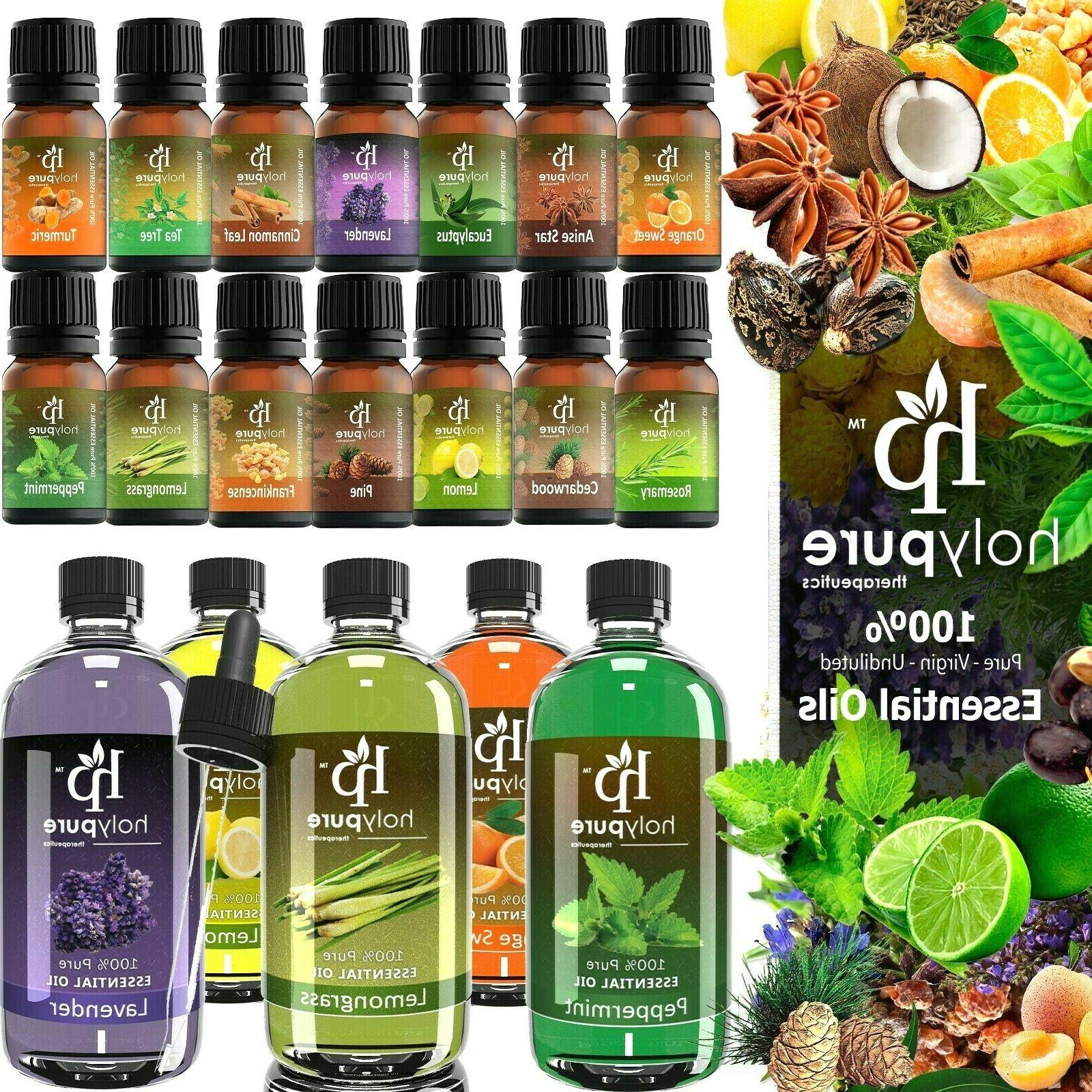 Essential Oils Holypure & !