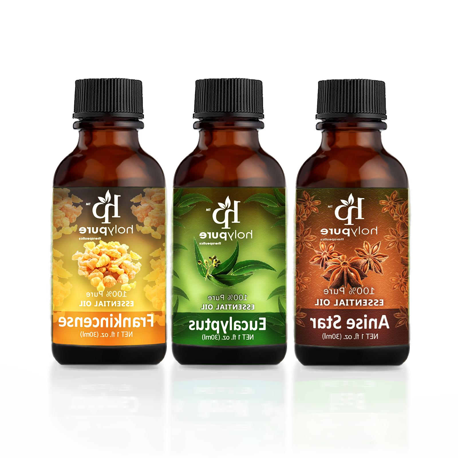 Essential Oils By Holypure & Quality/Price/Service !