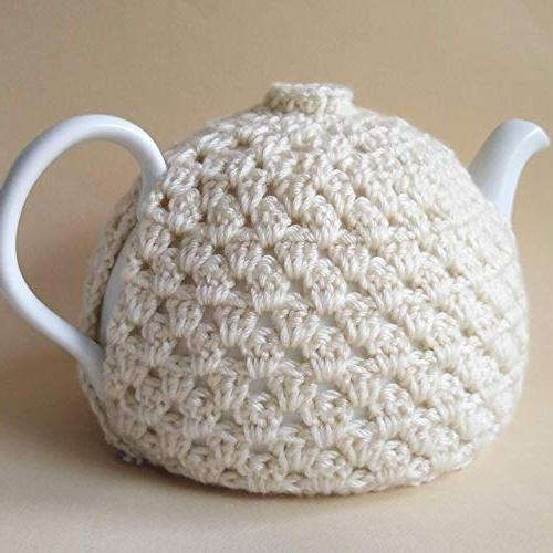 Teapot Ivory Cover Home
