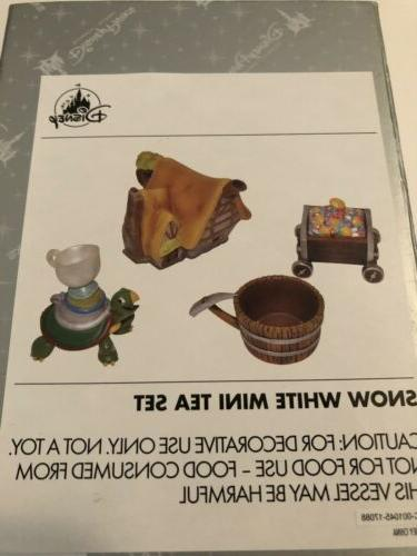 Disney Mini Set Teapot Teacup