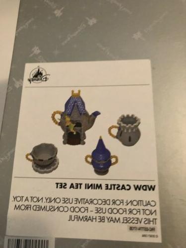 Disney Parks WDW Mini Teacup New