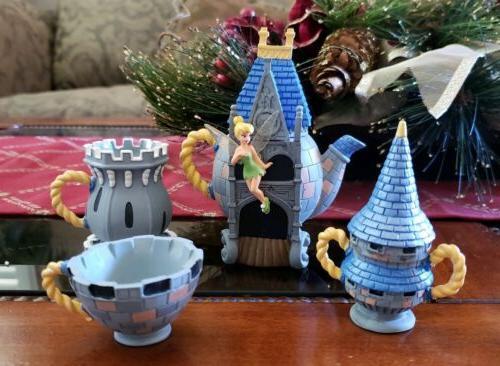 disney parks wdw castle mini tea set