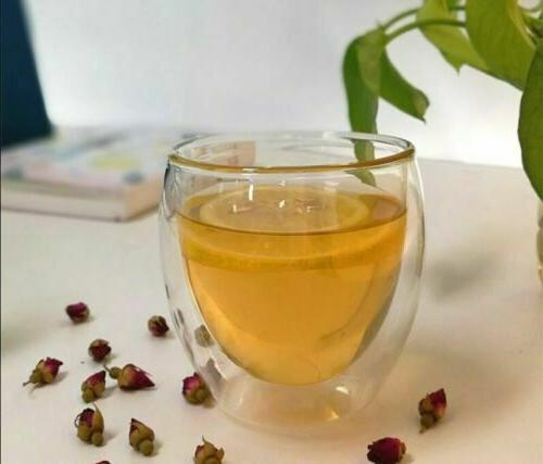 Double Glass 2 Coffee Tea