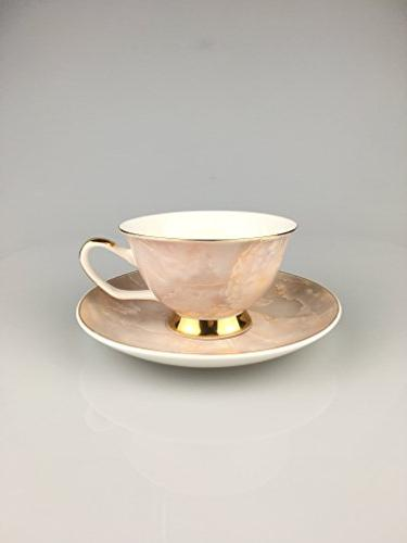 Elegant Texture China Cup Cup Wedding Anniversary Gift
