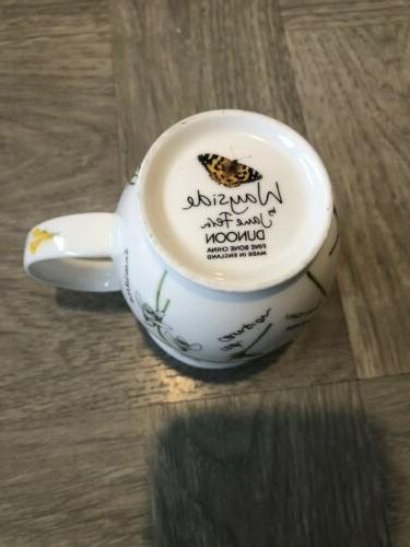Roy Fine Bone China Tea Floral English Of 3