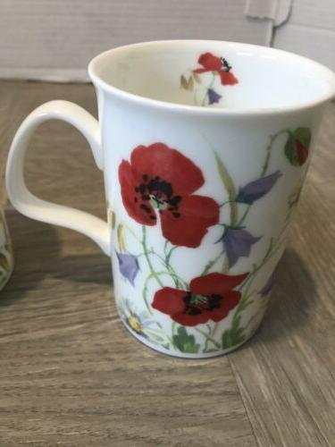 Roy Kirkham Fine Floral Of 3
