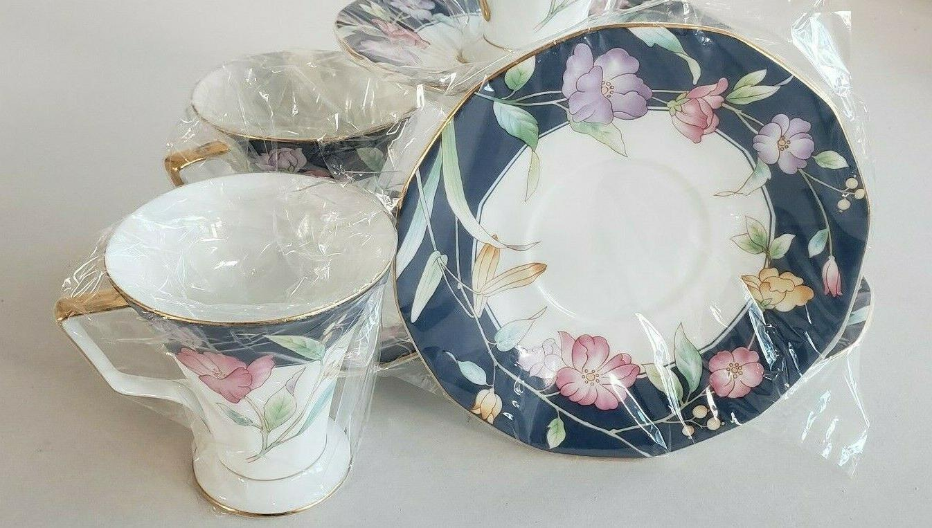 Fine China Spring Flowers 4