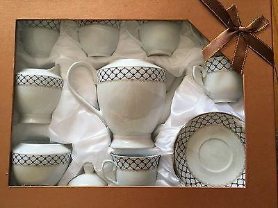 Fine Porcelain Set 15 Net Lomonosov