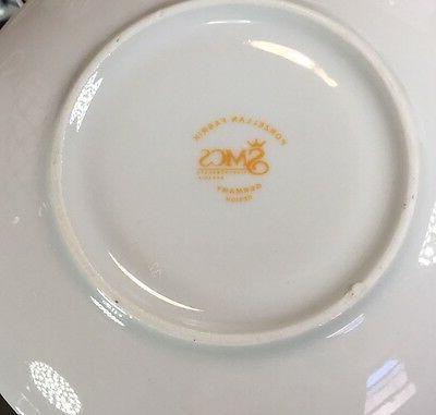 Fine Coffee Set 15 pc Cobalt Net