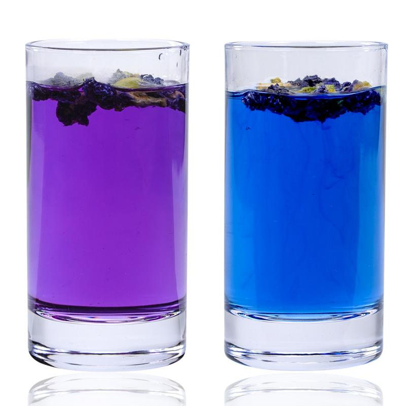<font><b>Tea</b></font> Kitchen wholesale 100g 1500g Clitoria Ternatea dry Thai Butterfly Pea Vitamin cup combination