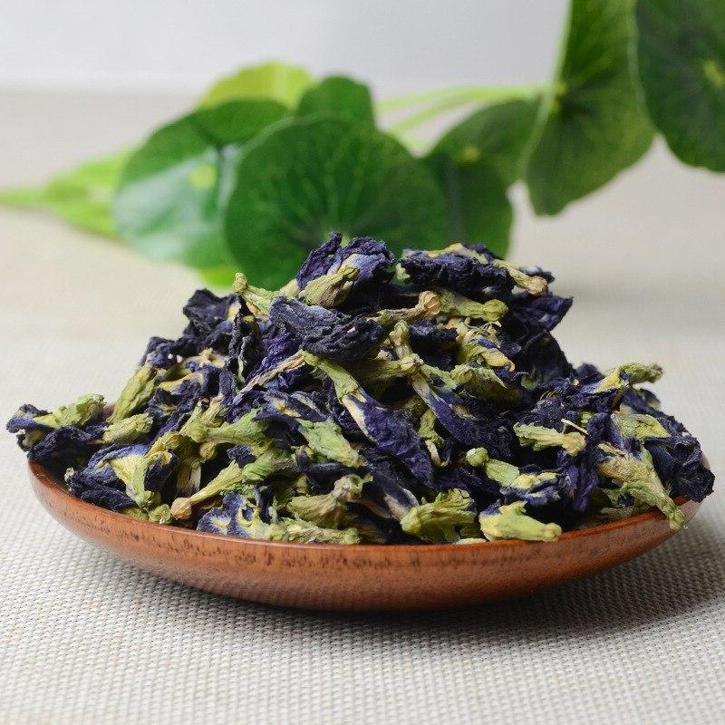 <font><b>Tea</b></font> wholesale Clitoria dry Thai Butterfly Pea Vitamin A combination