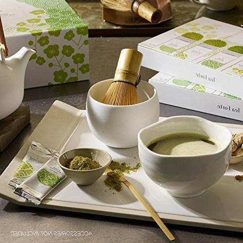Tea Forté Organic Green Tea 15 Single Tea