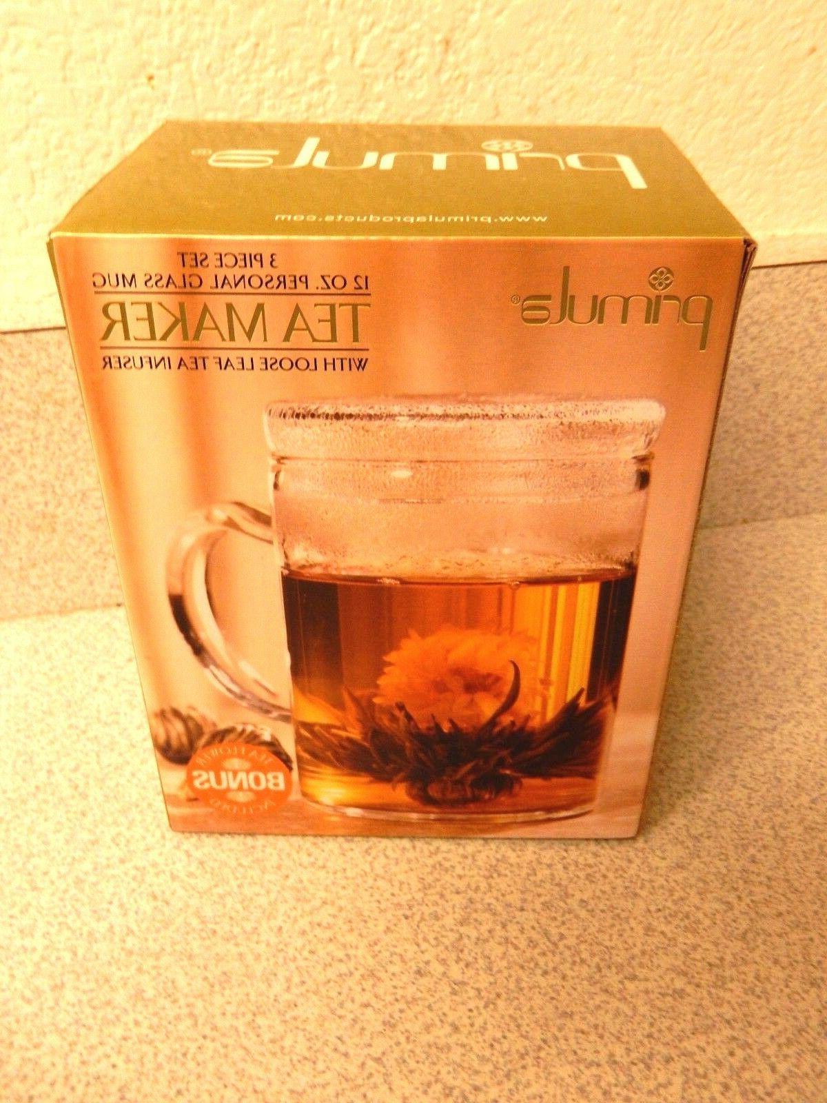 Glass Loose Tea Infuser