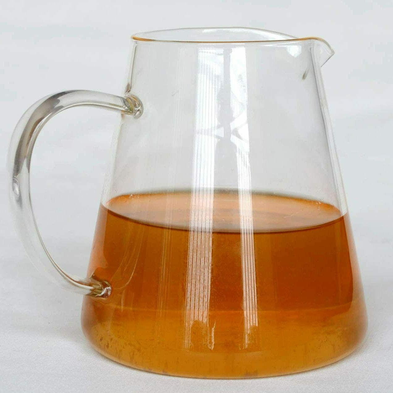 steel Borosilicate Kettle Pot