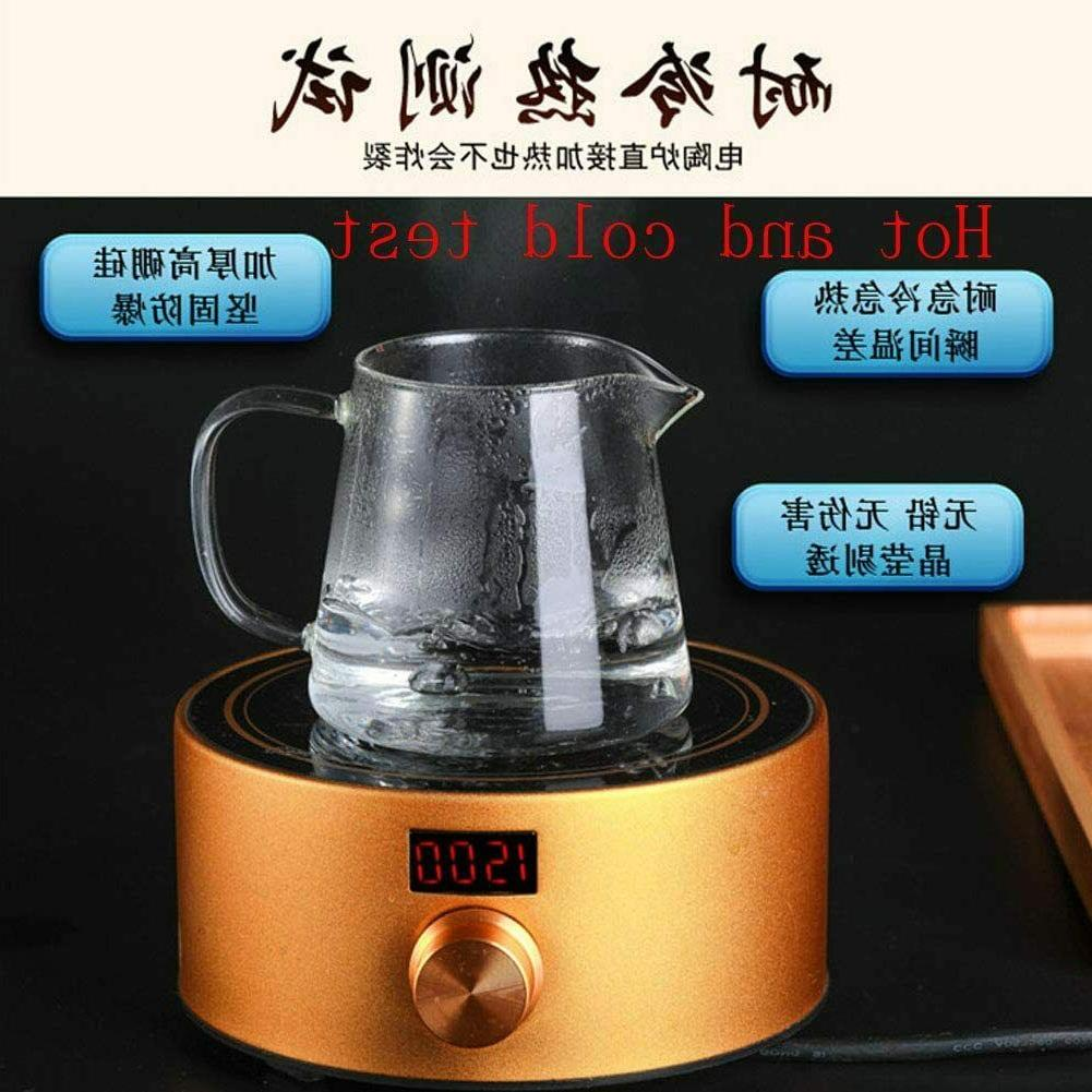Glass Teapot with Kettle