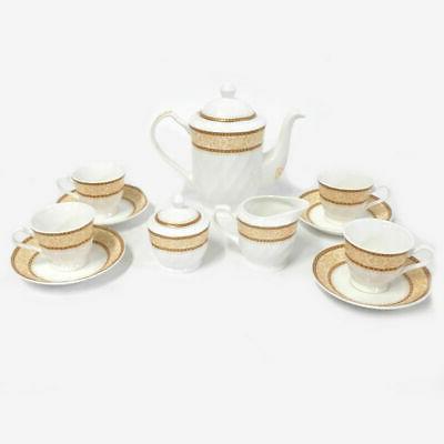 gold coast 13 piece the ultimate tea