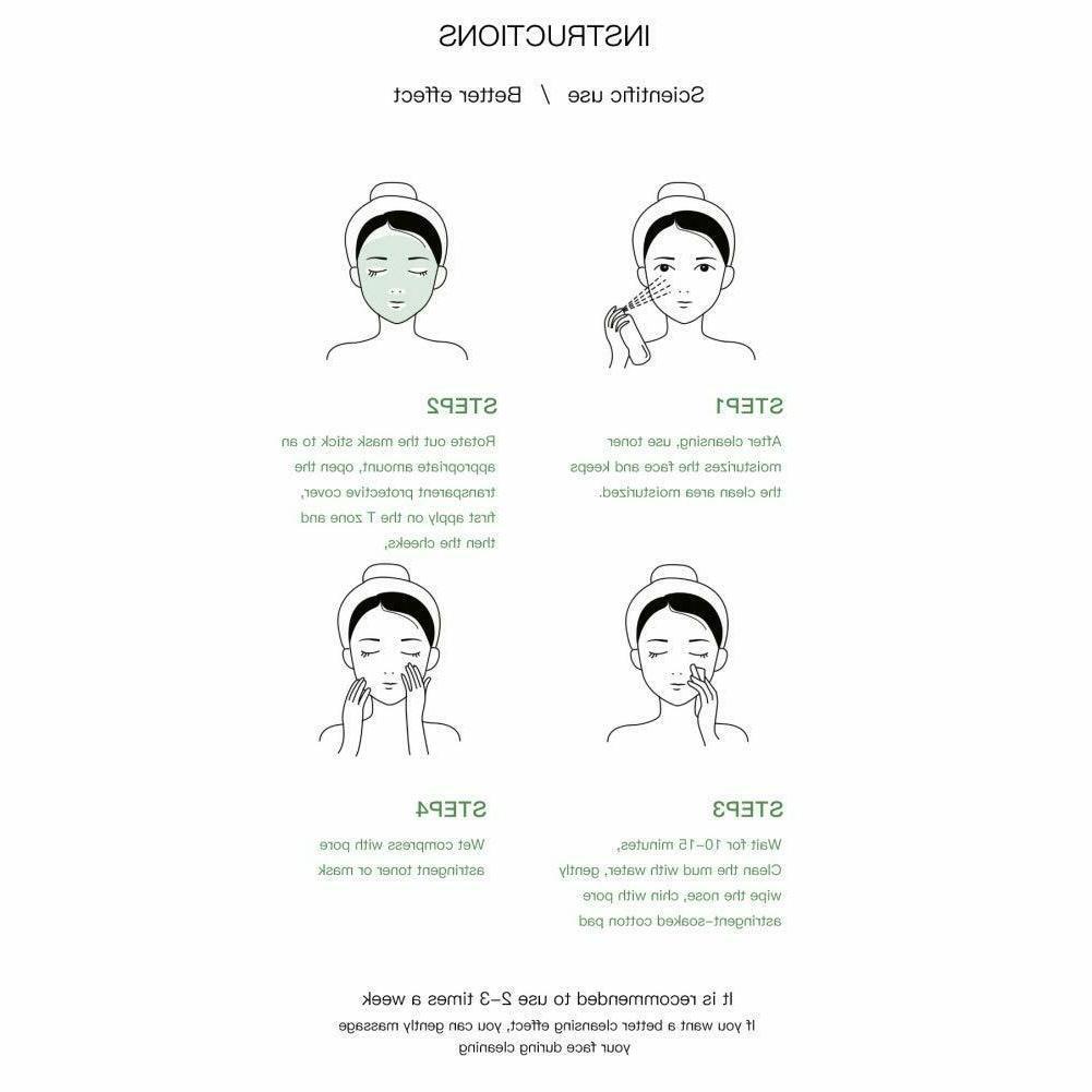 Green Stick Anti-Acne cleansing