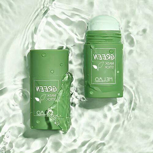 Green Tea Purifying Stick cleansing Oil Beauty.