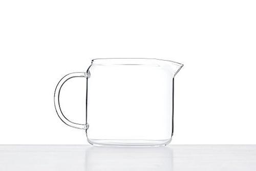 guangzhou glass pitcher