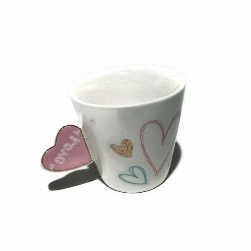 Heart Small Coffee,Espresso set 6, Gift Set