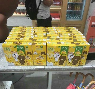 Hong Lipton Tea Set Figure