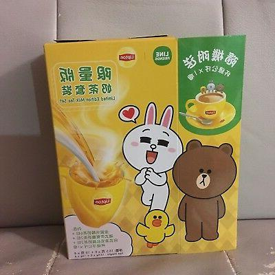hong kong lipton limited edition milk tea