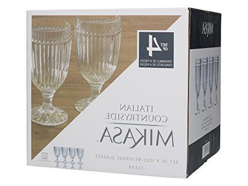 Mikasa Beverage Glass, Set