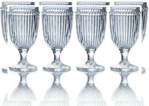 italian countryside iced beverage glass