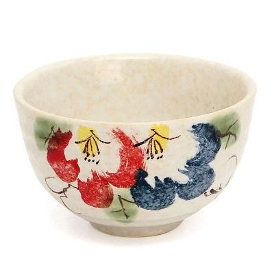 Japanese Green Tea Holder Scoop Bowl