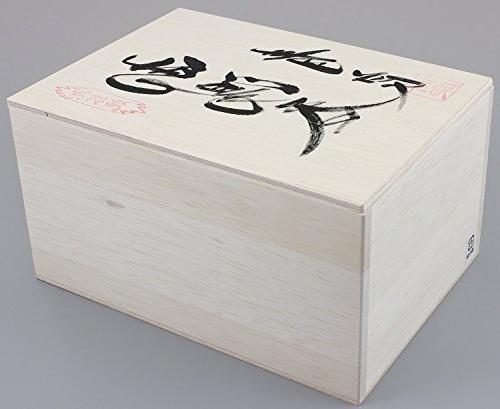 Yunomi Blue Camellia Designed w/ size S K4-726