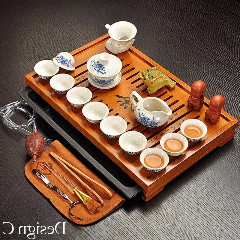 Jingdezhen Fu <font><b>Tea</b></font> <font><b>Tea</b></font> Cup,Tureen Ceremony Gaiwan,Chahai <font><b>Tea</b></font> Table