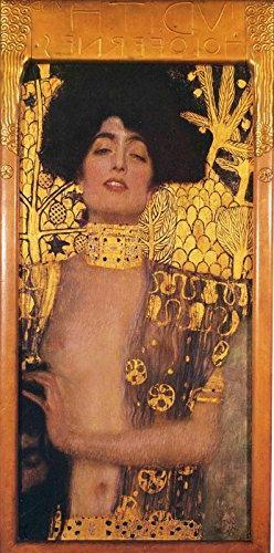 Judith I by Gustav Klimt - Art Print Poster