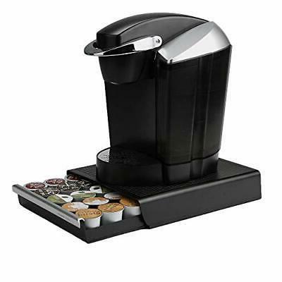 Keurig K Cup Holder Coffee Pod Storage Drawer Dispenser Stan