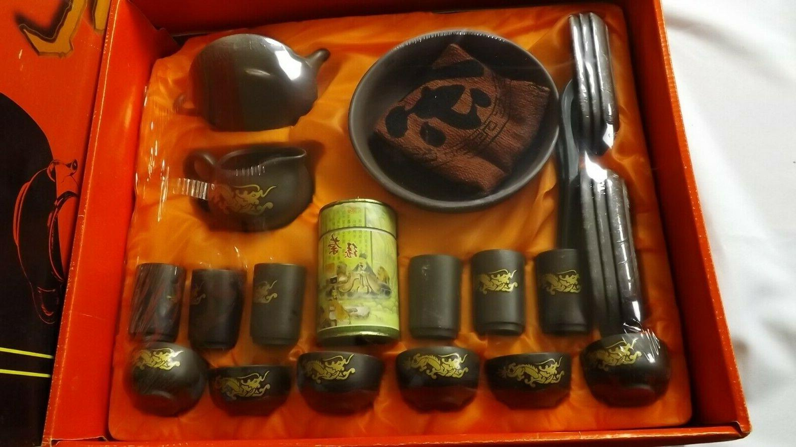 kungfu tea set complete tea set in