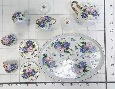 MINIATURE GLORIES TEA SET BOWL 2
