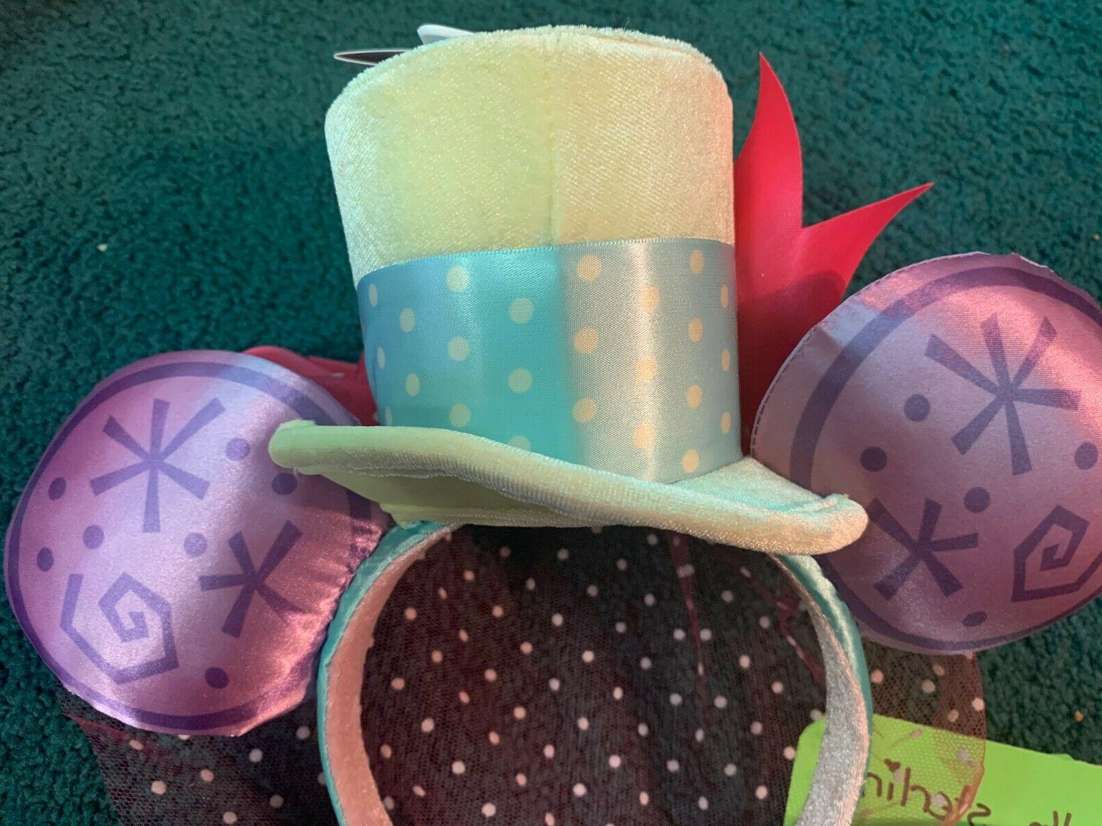 Disney Minnie Attraction Set Mad Tea Limited