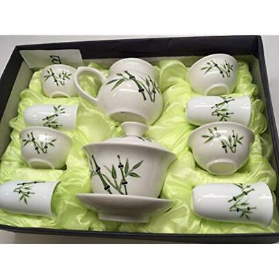 """""""Music Teapots City Tea"""" Gaiwan A Pure Box. On"""