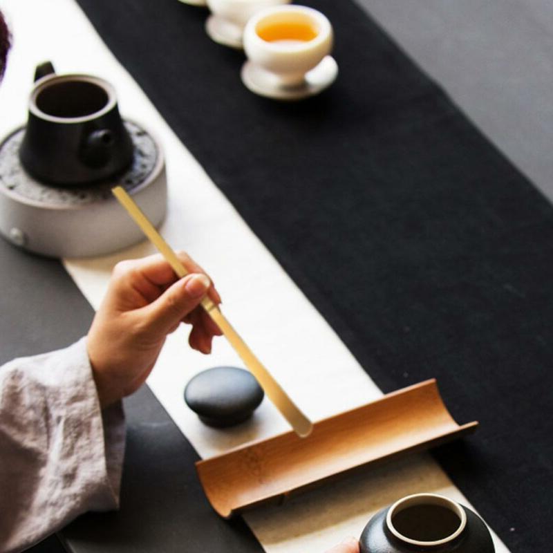 Natural Bamboo Tea Whisk Bowl New