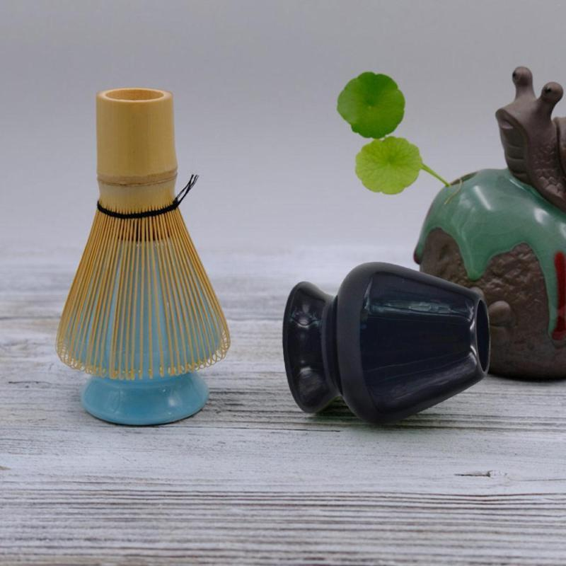 Natural Matcha Tea Whisk Bowl Set New