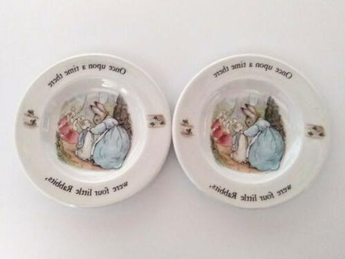 NEW CHILDREN'S Teacups 2 Saucers