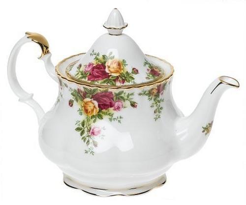 Royal Albert - Country Roses Tea Set 3 Piece