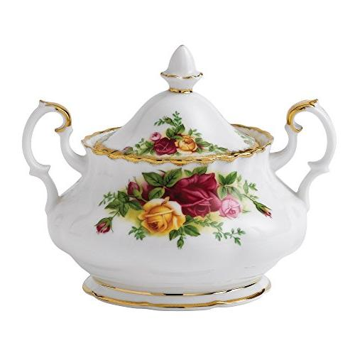 Old Country Roses 11 oz Covered Sugar Bowl