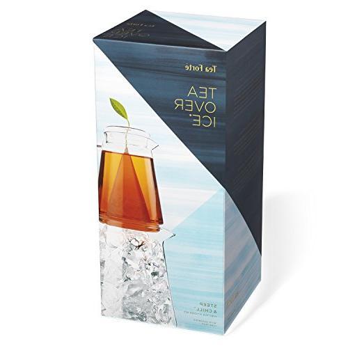 ICE Tea Set and Infuser Box 5 Tea