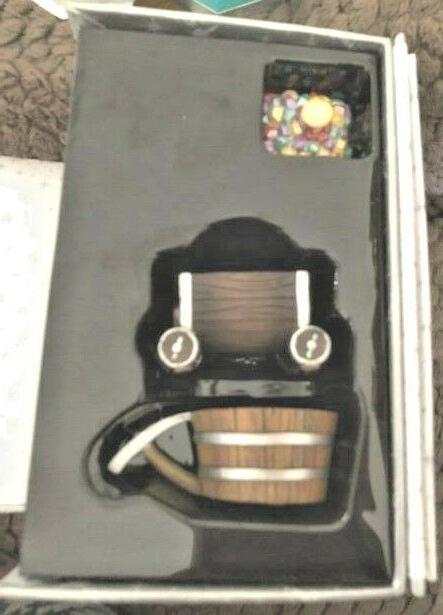Disney Parks Snow Mini Tea New Original Box