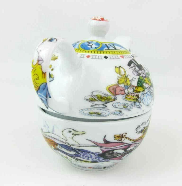 Paul Wonderland Tea For Teapot Set