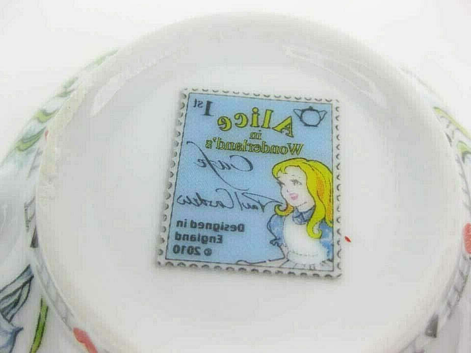 Paul Alice In Wonderland One Teapot & Oversized Cup Set