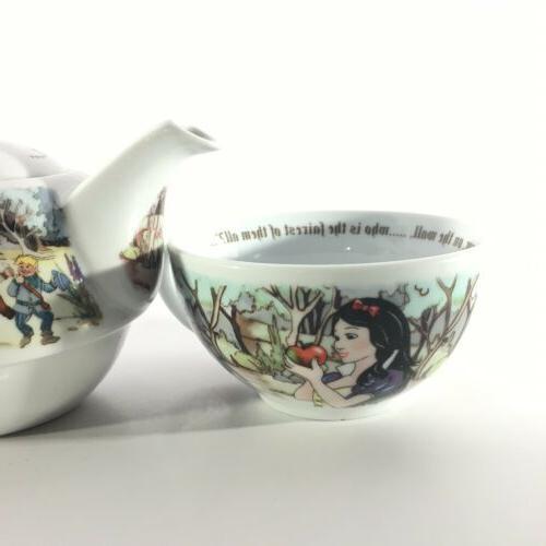 Paul Snow White Tea For One &