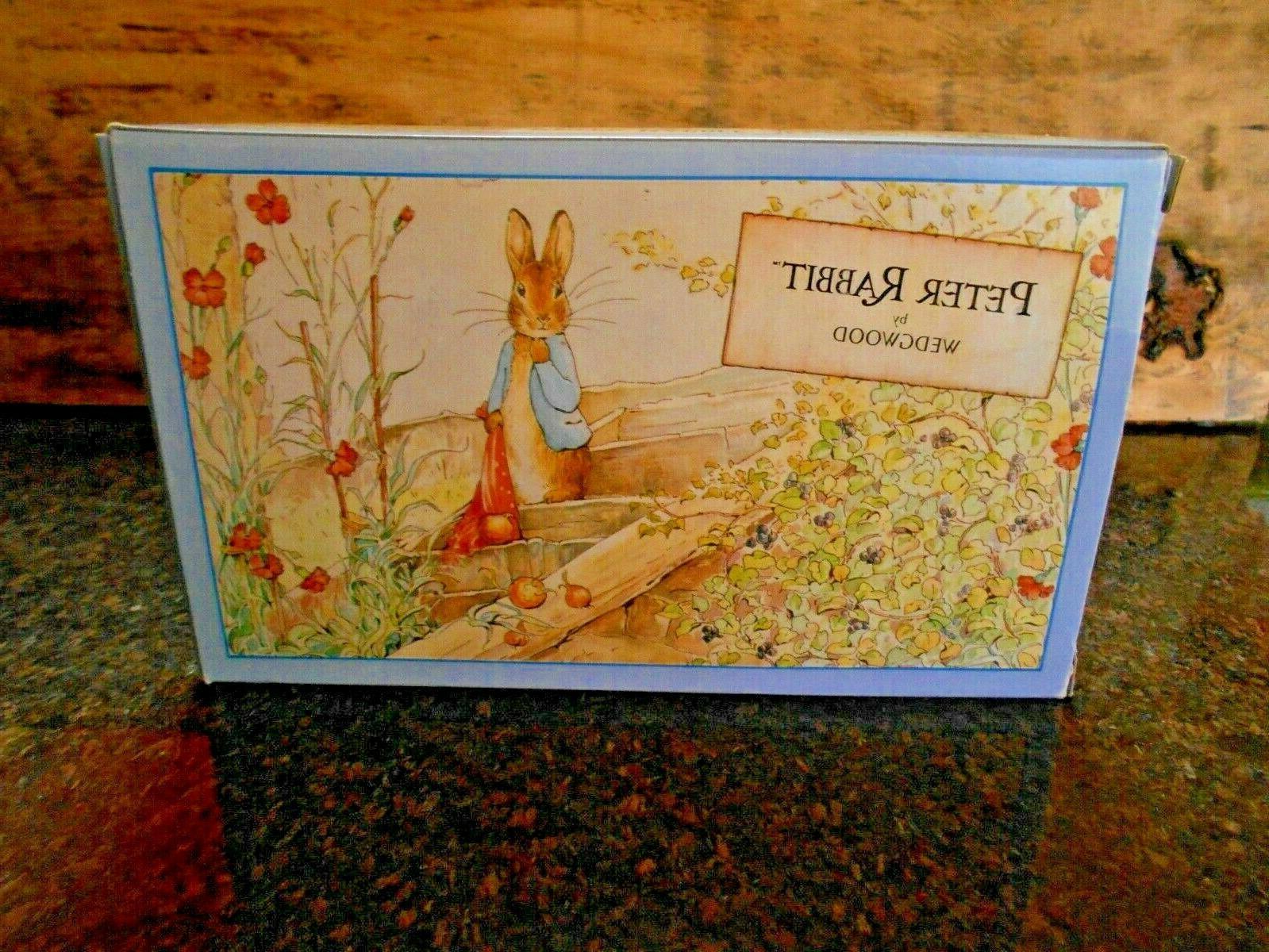 peter rabbit children s 6 piece tea